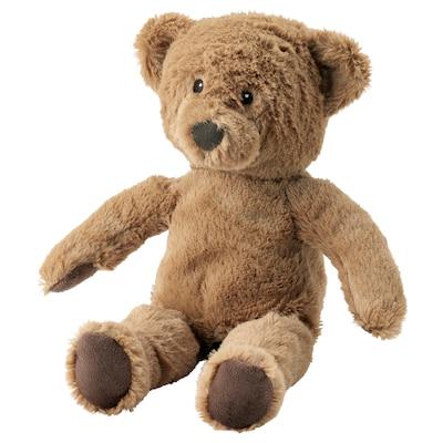 BRUNBJÖRN Puha játékfigura, medve