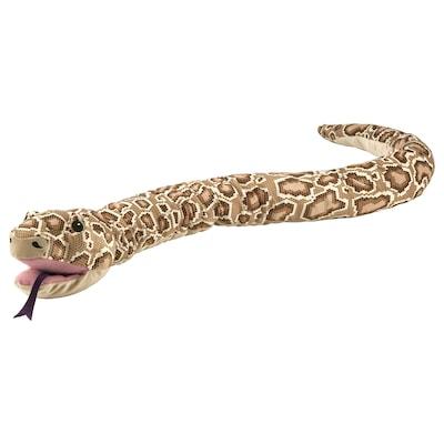 DJUNGELSKOG Kesztyűbáb, kígyó/burmai óriáskígyó