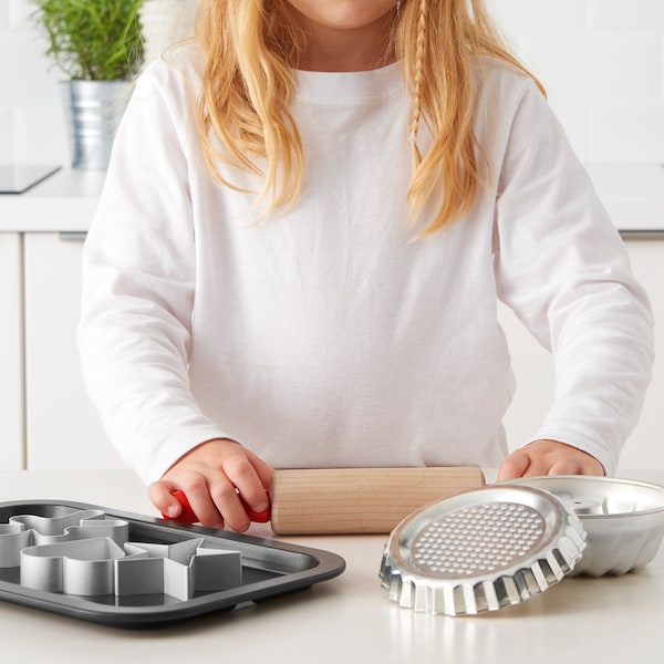 DUKTIG 7 részes játék sütőkészlet