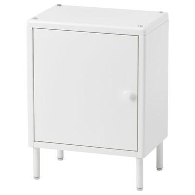 DYNAN szekrény ajtóval fehér 40 cm 27 cm 54 cm