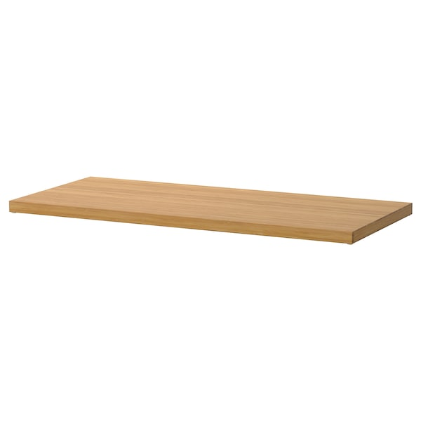 ELVARLI Polc, bambusz, 80x36 cm