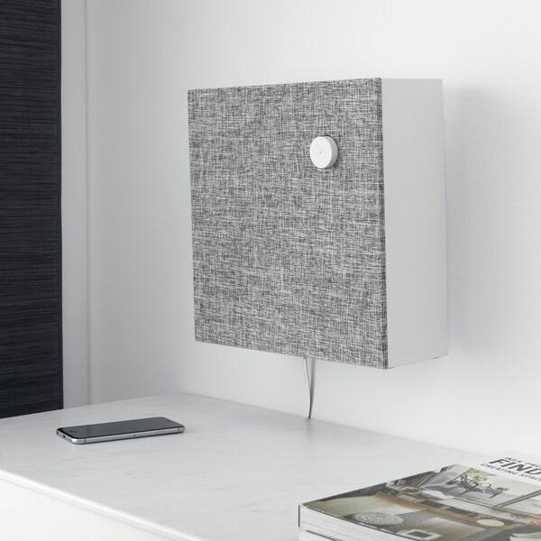 ENEBY Bluetooth® hangszóró, fehér, 30x30 cm