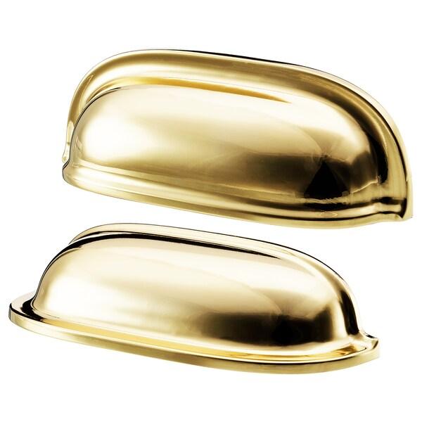 ENERYDA Füles fogantyú, sárgaréz, 89 mm