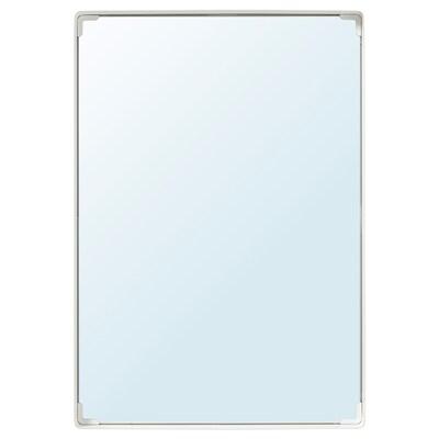 ENUDDEN Tükör, fehér, 58x40 cm