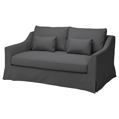 FÄRLÖV 2 sz kinyitható kanapé, Flodafors szürke