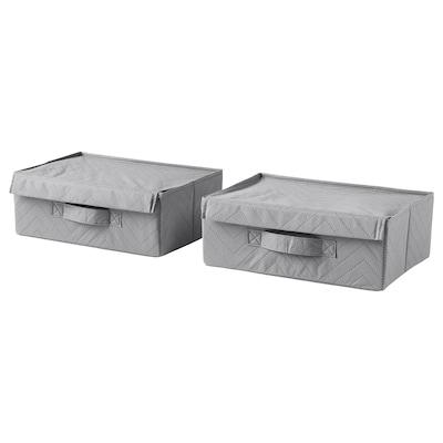 FULLSMOCKAD Cipőtartó doboz, 36x26x13 cm