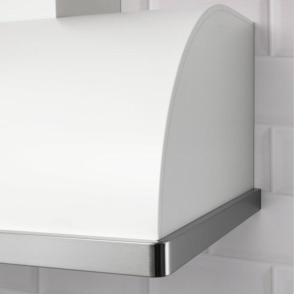 FULLSTÄNDIG falra szerelhető elszívó fehér 102.3 cm 75.6 cm 109.5 cm 75.6 cm 79.8 cm 49.8 cm 34.6 cm 1.4 m 16.50 kg 24.0 cm 25.0 cm