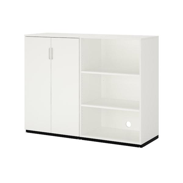 GALANT Tárolókombináció, fehér, 160x120 cm