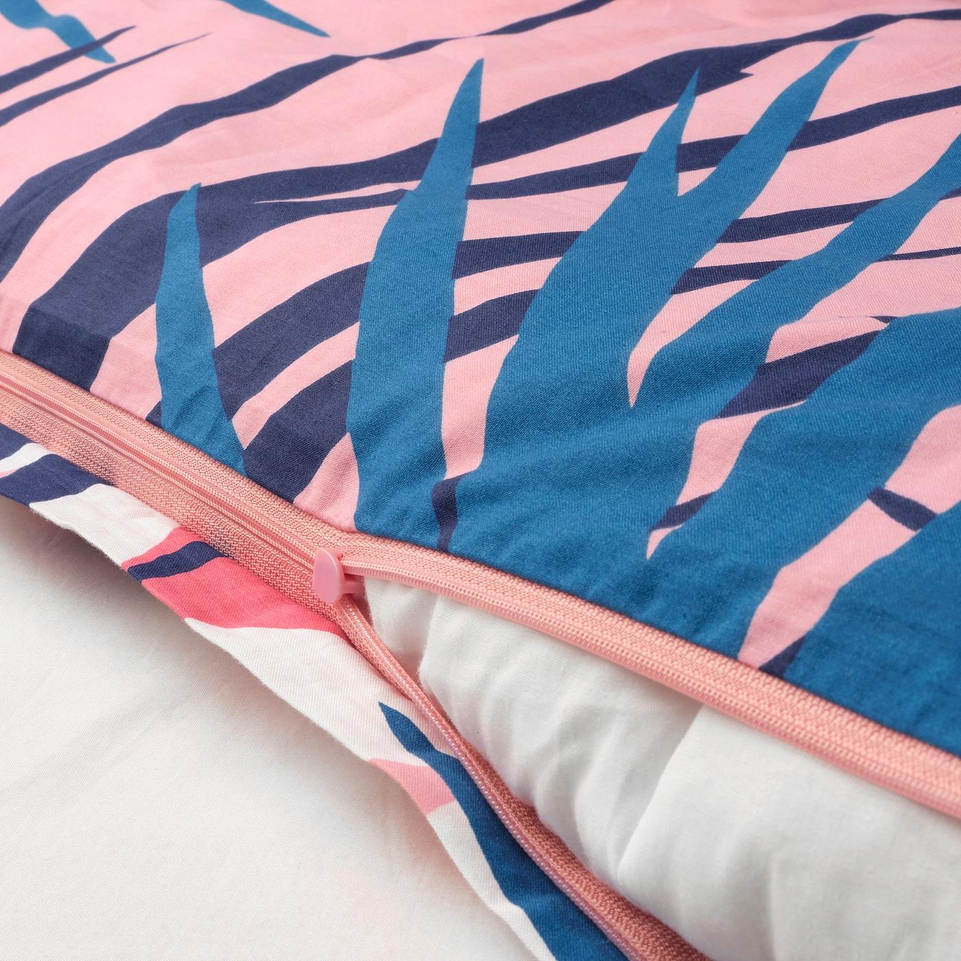 GRACIÖS Ágyneműhuzat garnitúra, csempe mintájú, rózsaszín