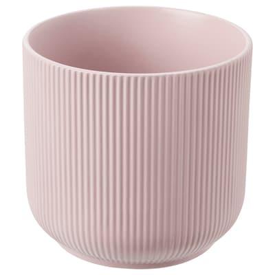 GRADVIS Kaspó, rózsaszín, 12 cm