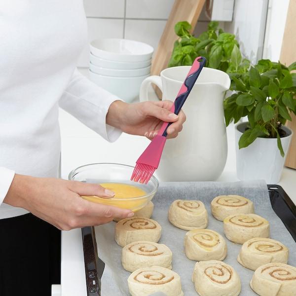 GUBBRÖRA Cukrász ecset, rózsaszín/kék