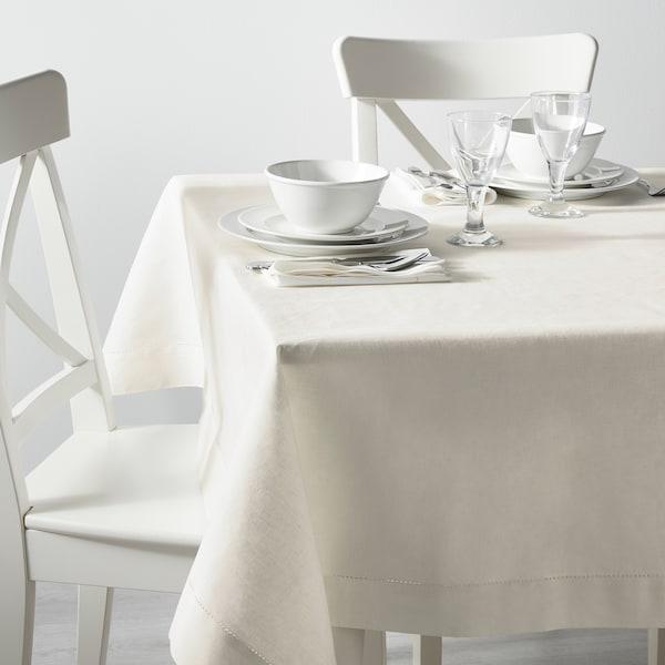 GULLMAJ Asztalterítő, csipke fehér IKEA