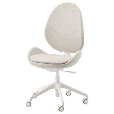 HATTEFJÄLL Irodai szék, Gunnared bézs
