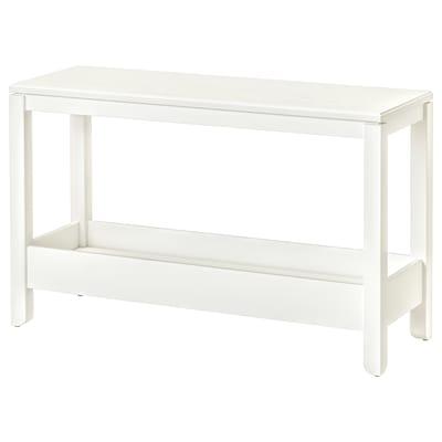 HAVSTA rakodóasztal fehér 100 cm 35 cm 63 cm