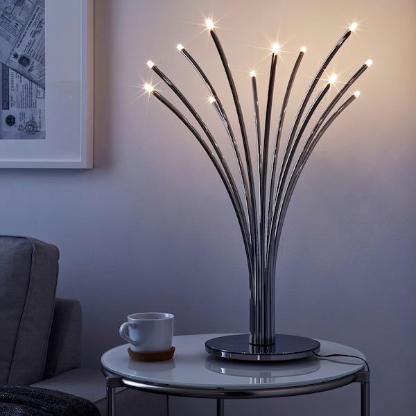 HOVNÄS Asztali lámpa, krómozott krómfek IKEA