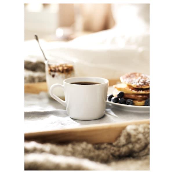 IKEA 365+ Bögre, fehér, 36 cl