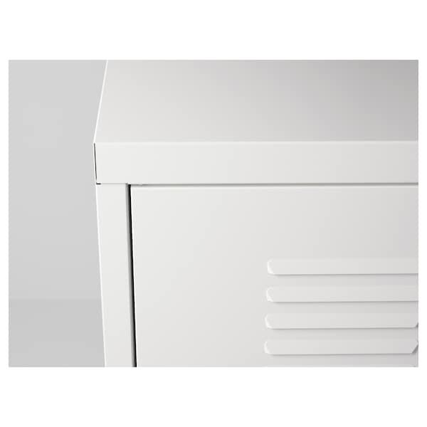 IKEA PS Szekrény, fehér, 119x63 cm
