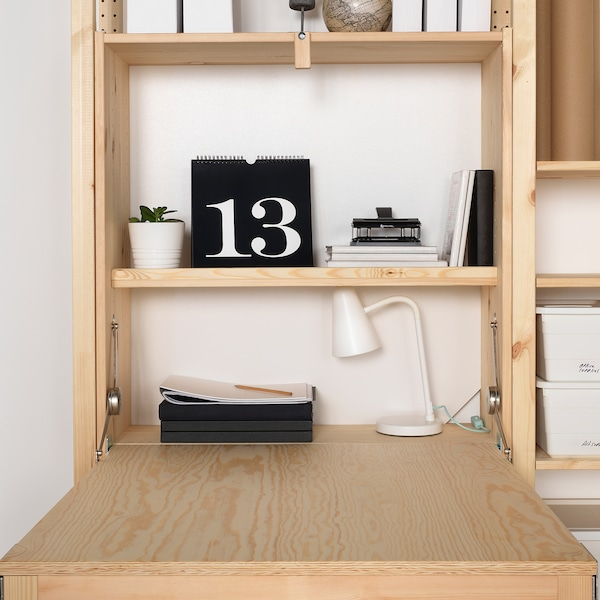 IVAR 2 részes/tároló+összecsukh asztal 134 cm 226 cm 30 cm 104 cm