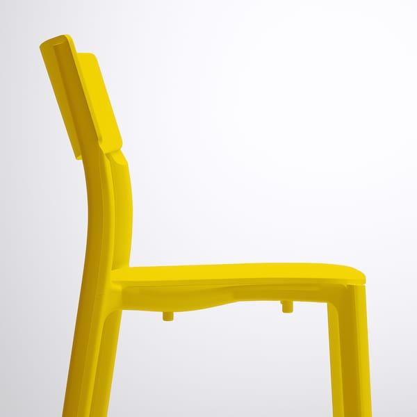 JANINGE Szék, sárga