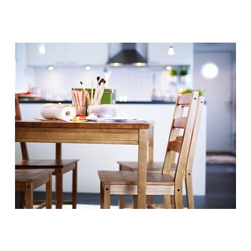 JOKKMOKK Asztal és 4 szék - IKEA