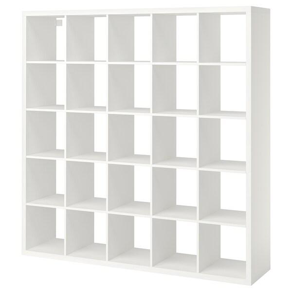 KALLAX Polcos elem, fehér, 182x182 cm