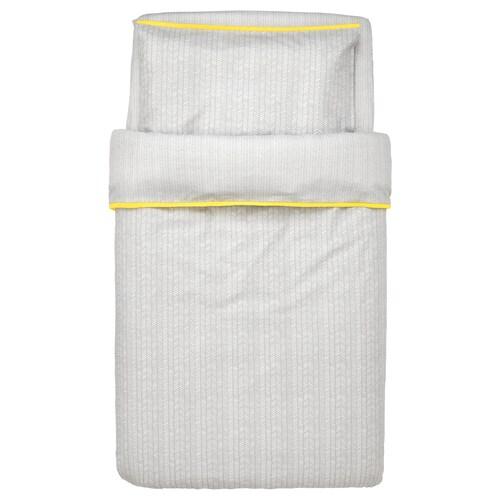 IKEA KLÄMMIG 3 részes ágynemű rácsos ágyhoz