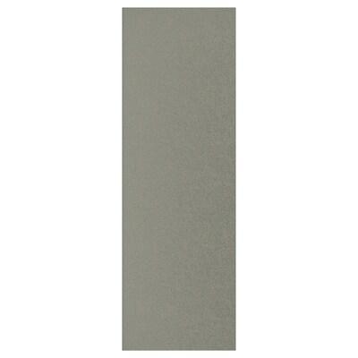 KLUBBUKT Ajtó, szürke-zöld, 40x120 cm