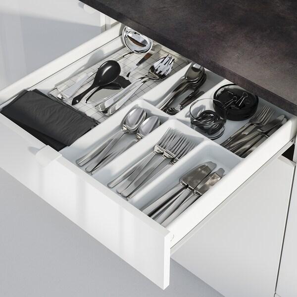 KNOXHULT konyha mfényű/fehér 220.0 cm 61.0 cm 220.0 cm