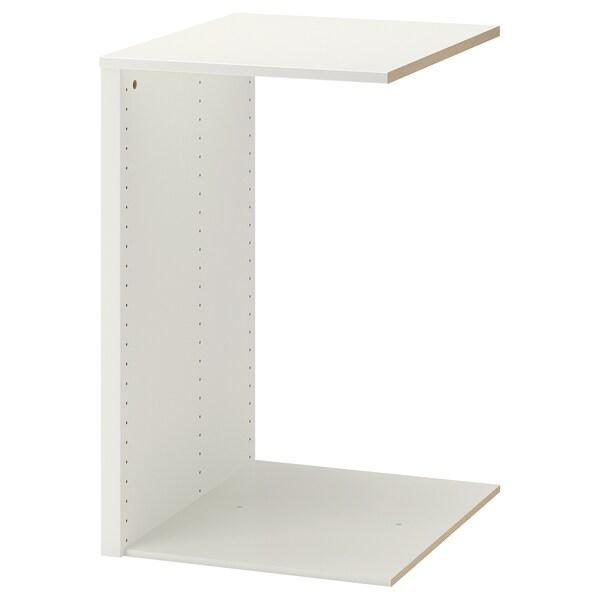 KOMPLEMENT Elosztó kerethez, fehér, 75-100x58 cm
