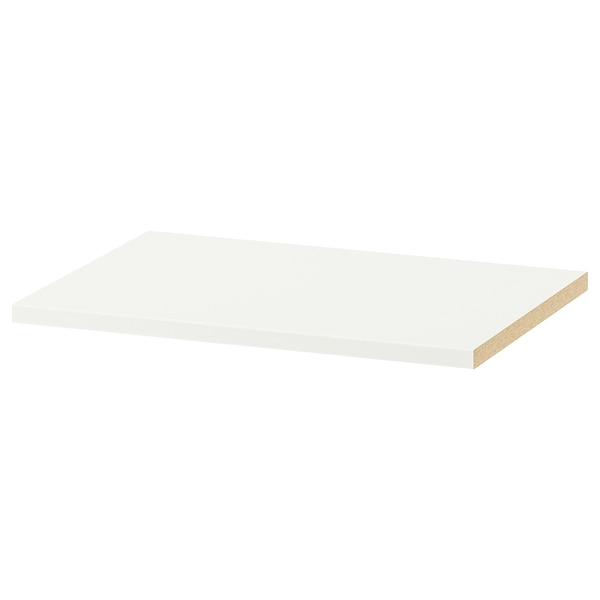 KOMPLEMENT Polc, fehér, 50x35 cm
