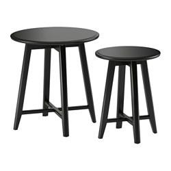 KRAGSTA Egymásba rakh.asztal, 2 db 26.990Ft