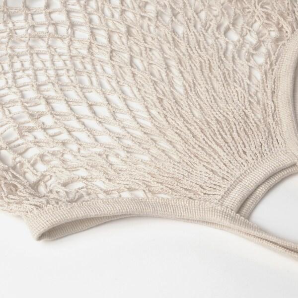 KUNGSFORS Hálós táska, 2 db, natúr