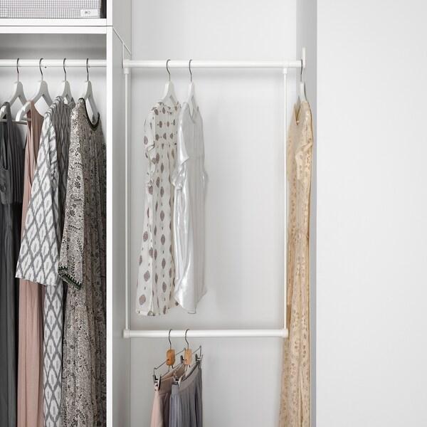 LÄTTHET Ruhasín kerethez, fehér, 60-100x55 cm