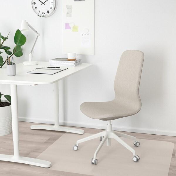LÅNGFJÄLL Irodai szék, Gunnared bézs/fehér
