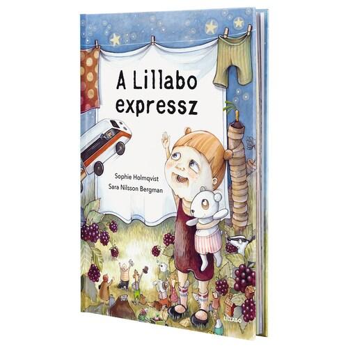 IKEA LILLABO Könyv