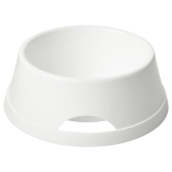 LURVIG tál fehér 7 cm 20 cm 0.8 l