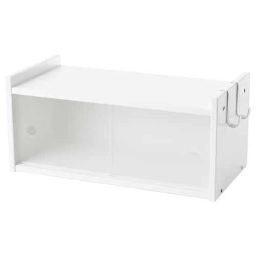 IKEA LURVIG Faliszekrény tolóajtóval