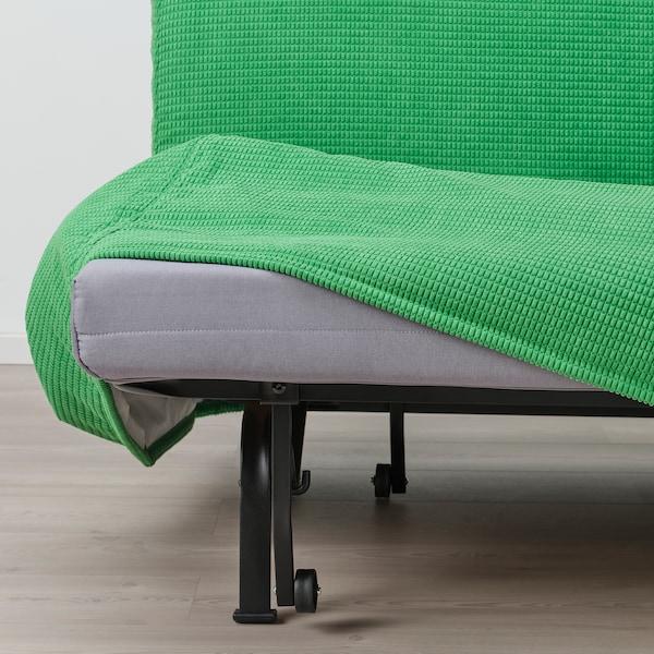 LYCKSELE LÖVÅS Fotelágy, Vansbro élénk zöld