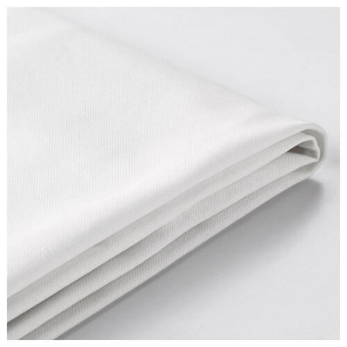 LYCKSELE 2sz kinyitható kanapé huzat Ransta fehér