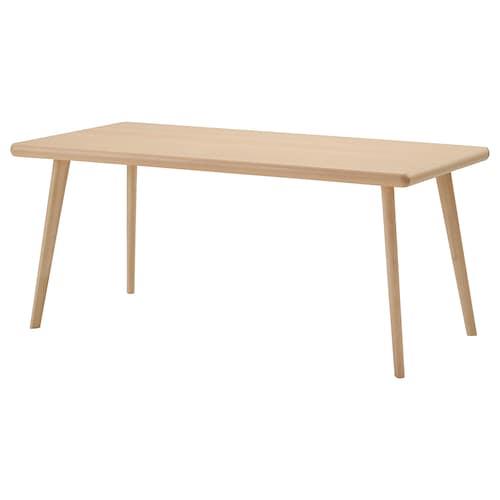 MARKERAD asztal bükk/nyír 170 cm 75 cm 75 cm