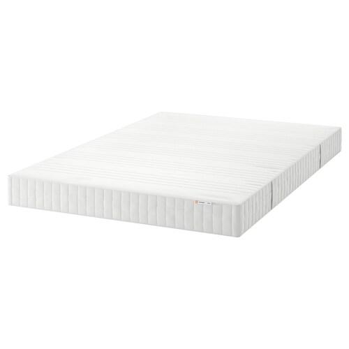 MATRAND latex matrac közepesen kemény/fehér 200 cm 140 cm 18 cm