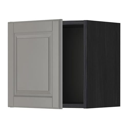 metod faliszekr ny fa hat fekete bodbyn sz rke 40x40 cm ikea. Black Bedroom Furniture Sets. Home Design Ideas