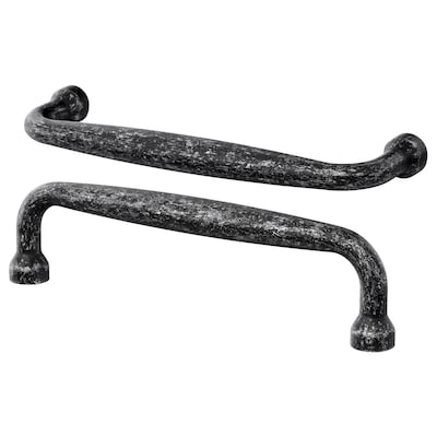 MÖLLARP Fogantyú, fekete, 106 mm