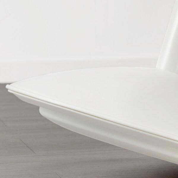 NILSERIK ülőtámasz fehér/Vissle szürke 110 kg 35 cm 41 cm 51 cm 71 cm
