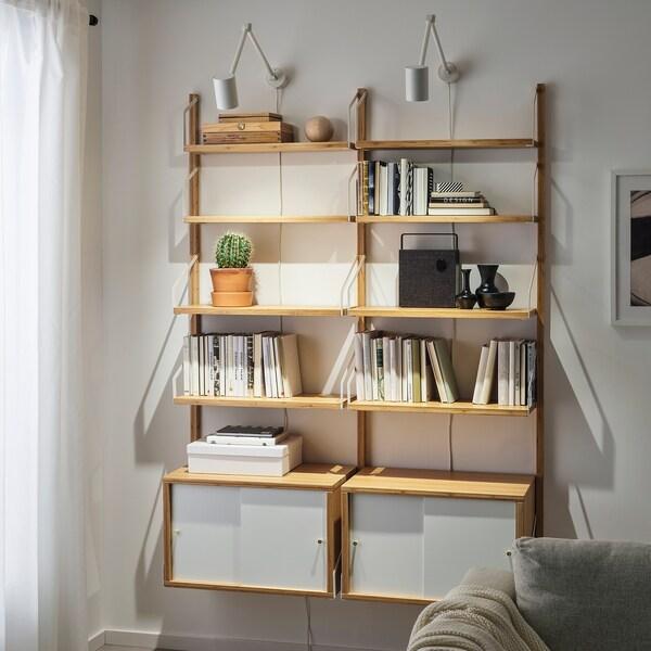 IKEA NYMÅNE Íróasztal-/fali lámpa
