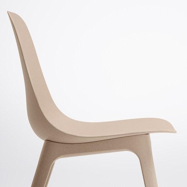 ODGER szék fehér/bézs 110 kg 45 cm 51 cm 81 cm 45 cm 41 cm 43 cm