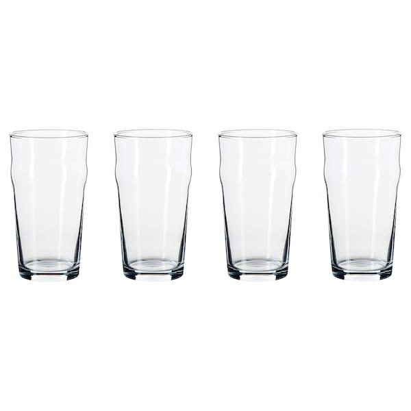 OMFATTANDE Söröspohár, átlátszó üveg, 56 cl
