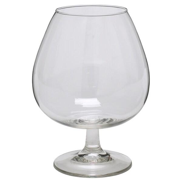 OPTIMAL Brandys kehely, átlátszó üveg, 75 cl