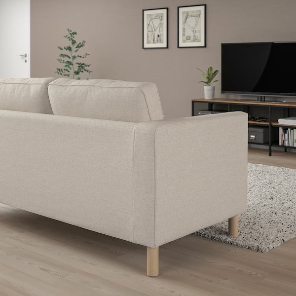 PÄRUP 3 személyes kanapé, Gunnared bézs