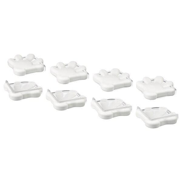 UNDVIKA Sarokvédő, fehér IKEA